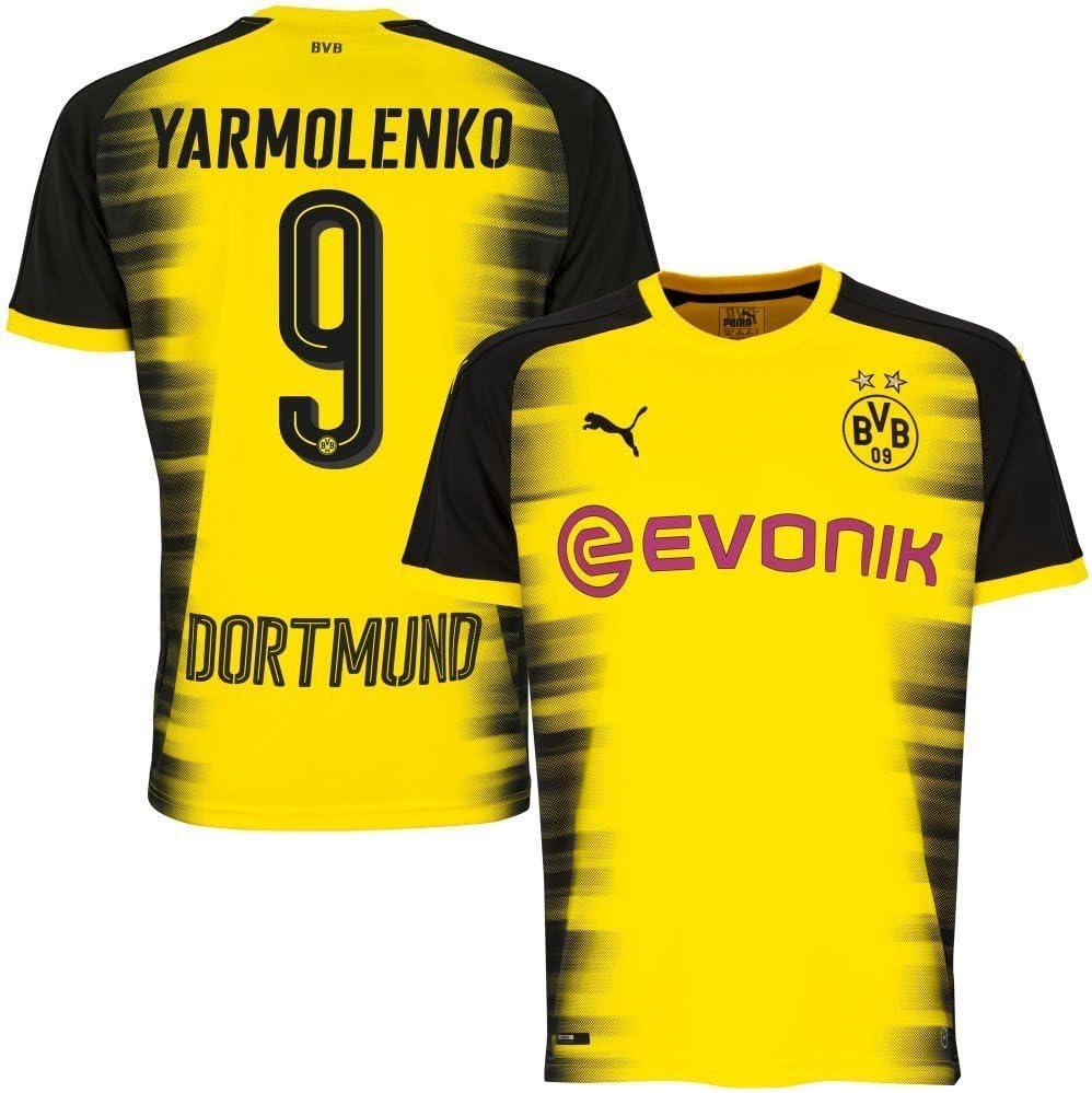 Borussia Dortmund camiseta de Liga de Campeones yarmolenko 9 ...