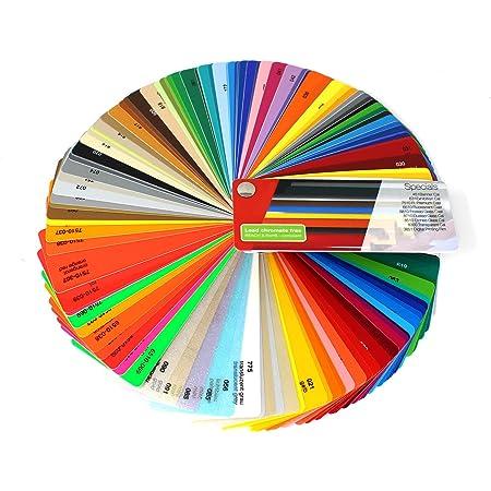 Colour Fan Plotter Film Oracal Film 970 651 631//451 // 7510 Plott Film Car Film Advertising 951 751 C 975