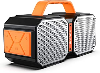 Bluetooth Speakers. Waterproof Outdoor Speakers Bluetooth...