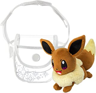 Pokémon Petite Pals Shoulder Plush, Eevee