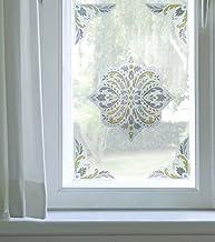 Artscape 01-0144 Medallion Window Accent 30.48 x 30.48 cm