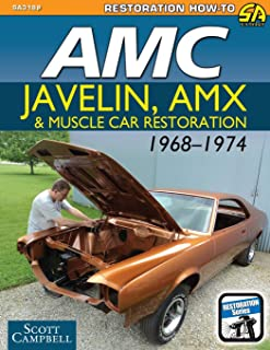 AMC Javelin, AMX and Muscle Car Restoration 1968-1974