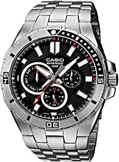 Casio Men's Stainless Steel Band Watch