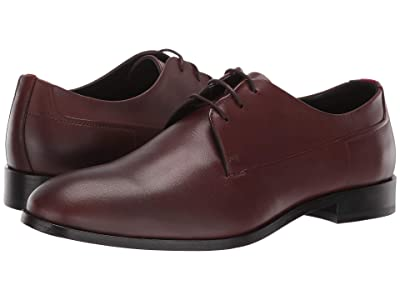 BOSS Hugo Boss Smart Derby By HUGO (Medium Brown) Men