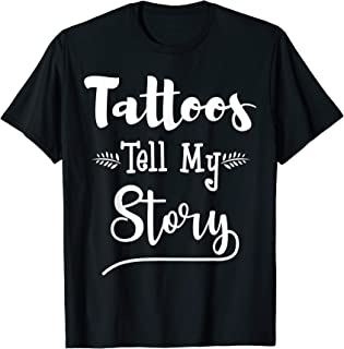 Tattooed Tattoo Tattoo Tattooed the high and low in life T-Shirt