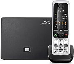 Gigaset C430A GO – Schnurlostelefon mit Anrufbeantworter – Analog und..