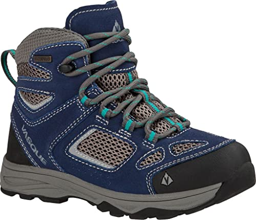 Vasque Breeze III UltraDry Hiking démarrage - Kid's Crown bleu Columbia, 6M