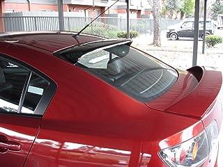 Racingbees 2011-2017 Nissan Juke Window Visor 2012 2013 2014 2015 2016 4 Pcs