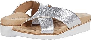 حذاء هيدسون سيلفر من ووكينغ كرادلس مقاس 6 WW (EE)