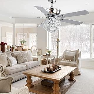 Best chrome ceiling chandelier Reviews