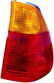 Outer Tail Light Replacement For Bmw X5 Passenger Right Side Rh 2004 2005 2006 Taillamp Assembly