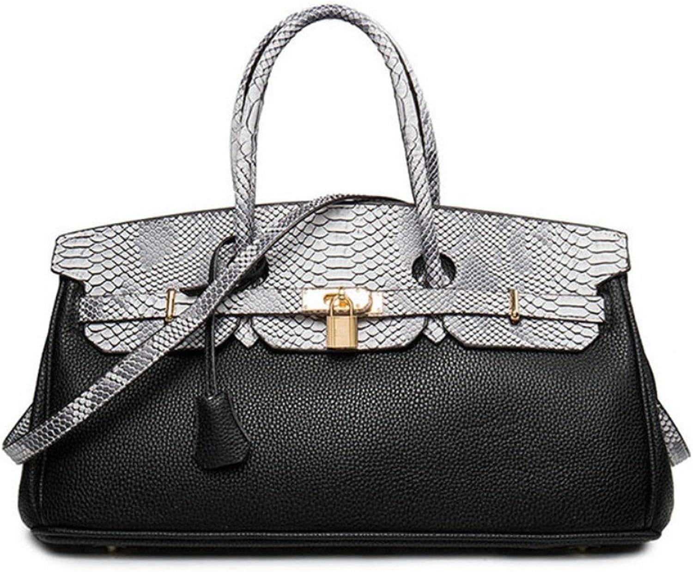 GWQGZ Das Neue Stilvolle Stilvolle Stilvolle Und Elegante Damen Handtaschen Qualität Und Einzigen Schulter Obliquer Querschnitt Vielseitig - Paket B07CT9WZ11  Explosive gute Güter 125a77