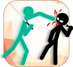 Stick Men Fighting - Ultimate Multiplayer / Singleplayer Martial Arts Stick Man Fight Game