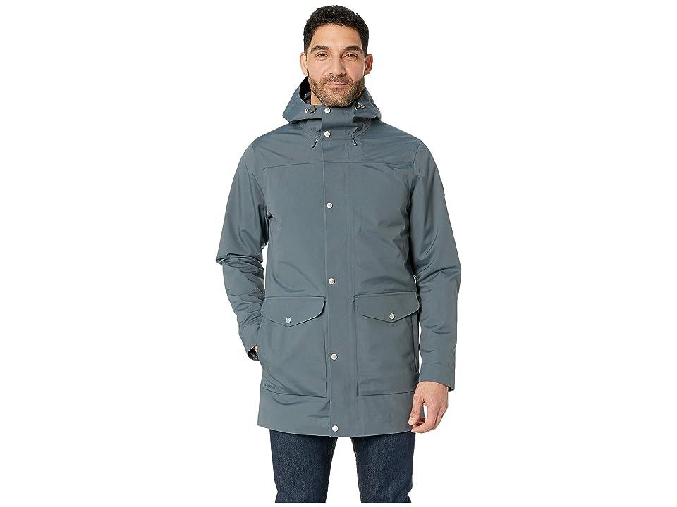 Fjallraven Greenland Eco-Shell Jacket (Dusk) Men