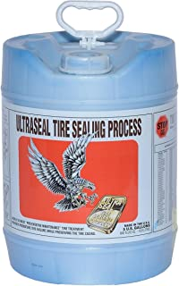 GEMPLER'S Commercial-Grade Ultraseal Tire Sealant To Protect Tires From Punctures And Flats, 5-Gallon