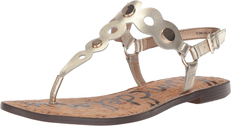 Sam Edelman Womens Gilly Flat Sandal