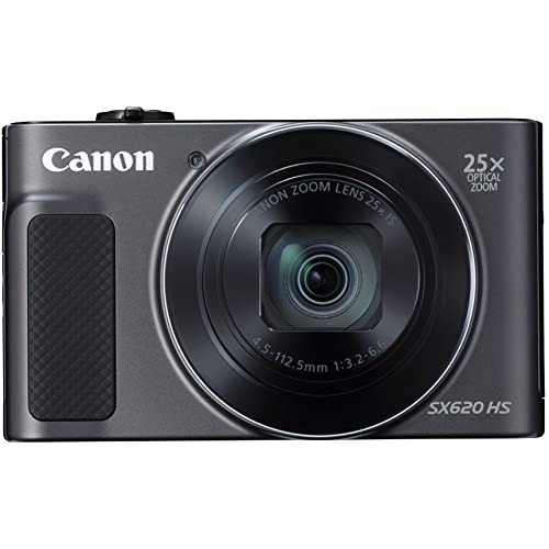 Canon Powerssx620 Digital Camera W 25x Optical Zoom Wi Fi Nfc
