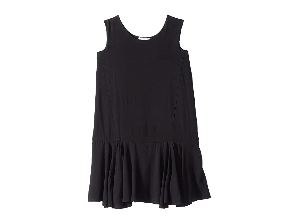 fiveloaves twofish Piano Dropwaist Dress (Big Kids) (Black) Girl
