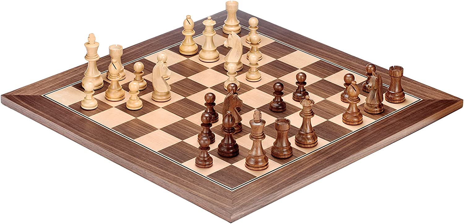 Outlet SALE LXYLY Portable Chess 35% OFF Set Board International Gam