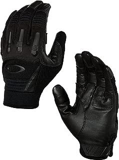 Oakley Transition Tactical Mens Snow Snowmobile Gloves - Jet Black/Large