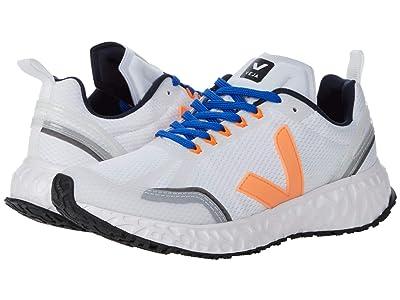 VEJA Condor (White/Orange/Fluo) Shoes