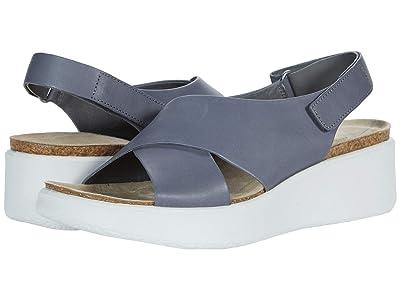 ECCO Corksphere Wedge Sandal