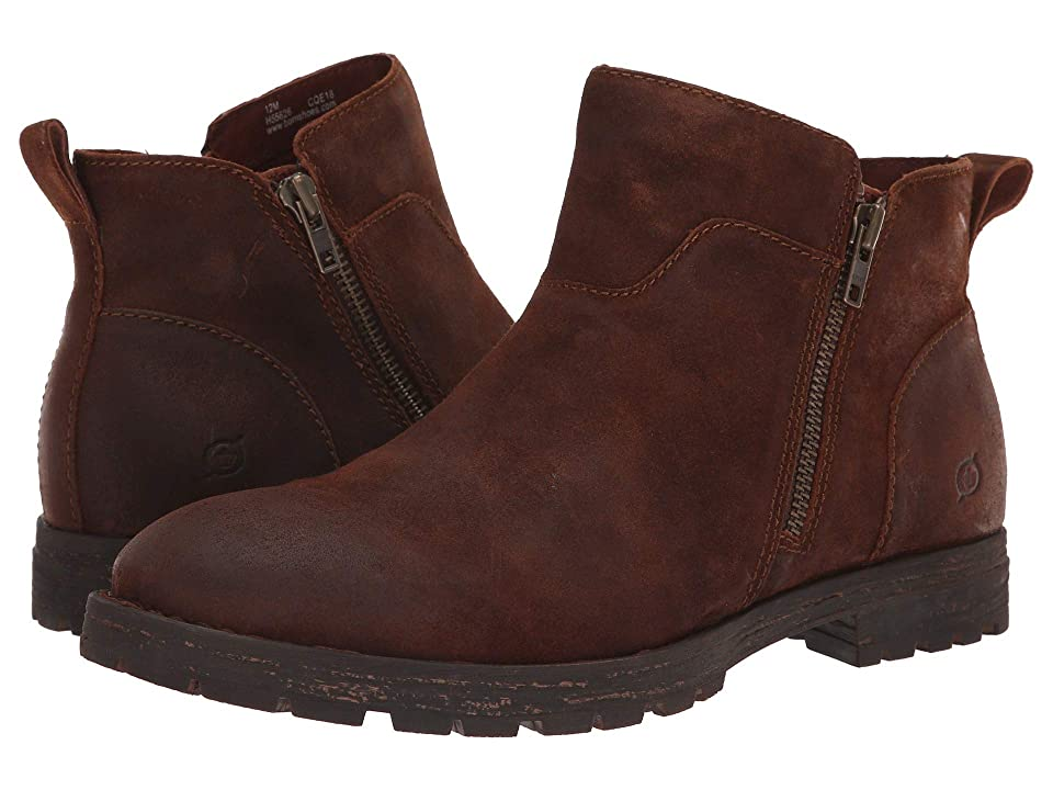 Born Ludo (Rust (Tobacco) Suede) Men