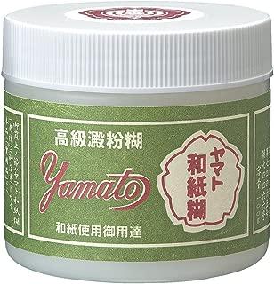 Yamato starch glue Yamato Japanese paper paste 100g W-100
