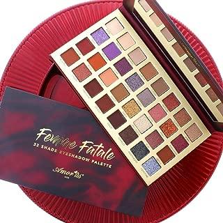 Femme Fatale 32 Shade Eyeshadow Palette