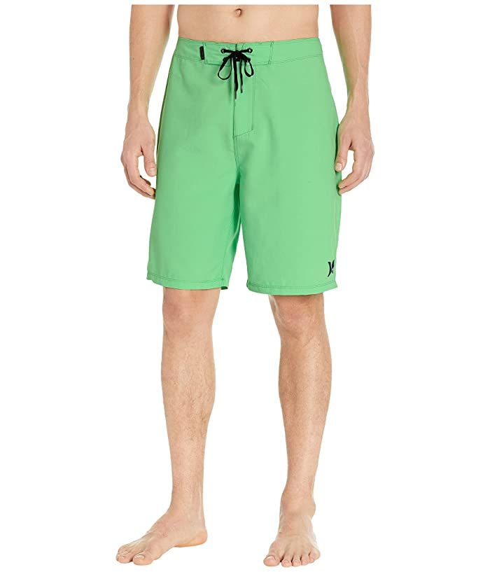Hurley One Only 2.0 21 Boardshorts (Electro Green) Men