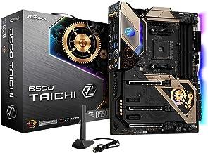 ASRock B550 Taichi Supports 3rd Gen AMD AM4 Ryzen/Future AMD Ryzen Processors Motherboard