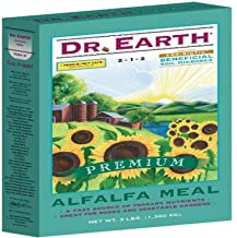 product image for Dr. Earth 720 Alfalfa Meal 2-1-2 Boxed, 3-Pound,Multicolor
