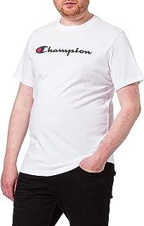 Champion Camiseta Classic Logo Hombre