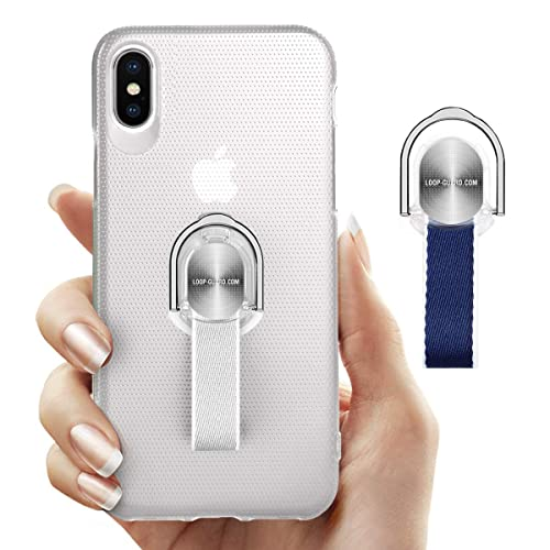 newest 66c35 0a57b iPhone Xs Loopy Cases: Amazon.com