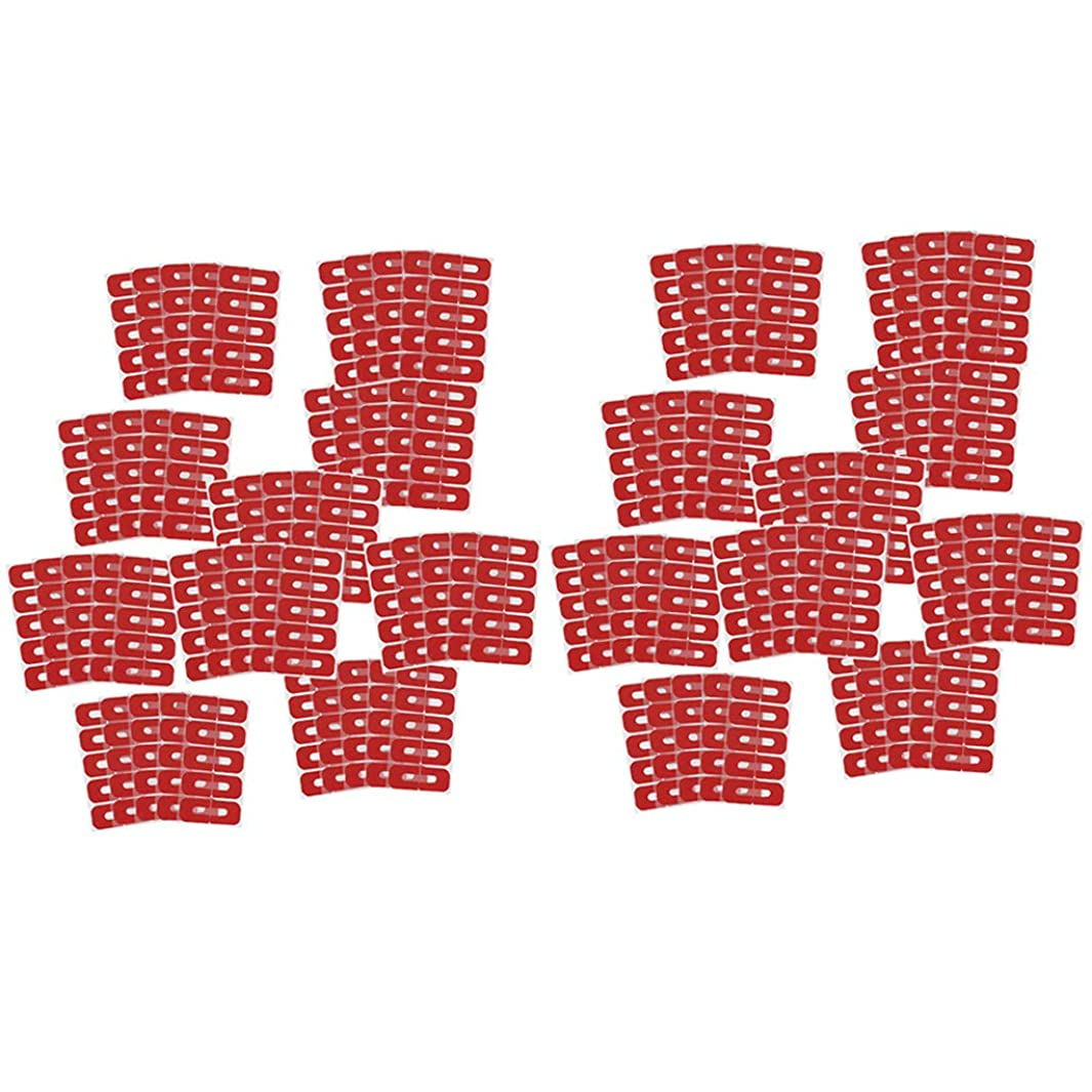 真実にジェームズダイソン脱臼するCUTICATE ネイルカバー ネイルプロテクター ネイルアート はみ出し防止 溢れを防止 マニキュア ネイルケア