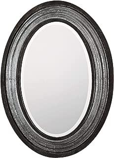 Uttermost Galina Iron Oval Wall Mirror