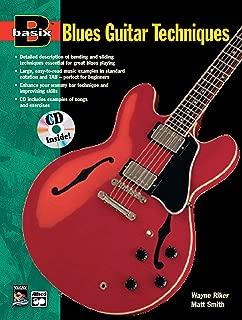 Basix Blues Guitar Techniques: Book & CD (Basix(R) Series)