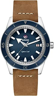 ساعت مچی مردانه Rado Captain Cook Automatic Blue Dial R32505205