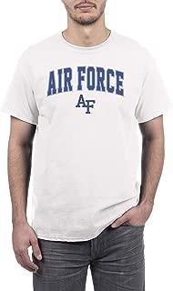 Elite Fan Shop NCAA Men's T Shirt White Arch