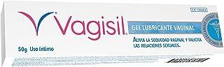 Vagisil Gel lubricante vaginal. Alivia la sequedad vaginal, molestias e irritaciones y facilita las relaciones sexuales. 50gr + muestra gel intimo GRATIS (P731)