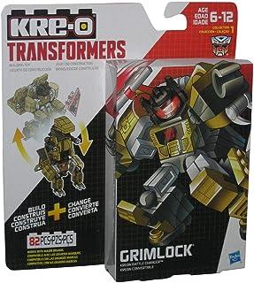 Transformers Kre-o Battle Changers Kreon Battle Changer Grimlock 82 Pcs