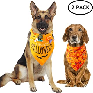 Best halloween bandanas for dogs Reviews