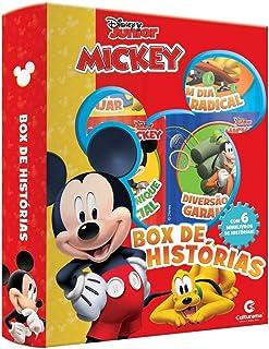Culturama Editora BOX DE HISTORIAS MICKEY