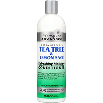 Renpure Advanced Tea Tree & Lemon Sage Conditioner, 16 Ounces