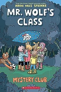 Mystery Club (Mr. Wolf's Class #2) (2)