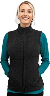 Woolx Marcy - Women's Merino Wool Vest - Heavyweight Warmth Without The Bulk