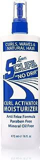 Best s curl activator ingredients Reviews