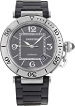 Cartier Pasha Automatic-self-Wind Male Watch W31077U2 (Certified Pre-Owned)
