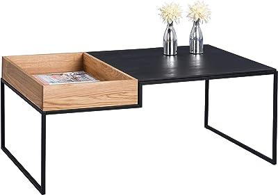 50/x 50/x 45/cm 50 x 50 x 45 cm arancione /Tavolino quadrato Vivace Fun/