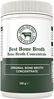 Premium Beef Bone Broth Concentrate - 100% Sourced From AU Grass-Fed, Pasture-Raised Cattle - Healthier Skin & Nails, Heal...